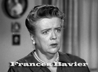 Frances Bavier as Louise